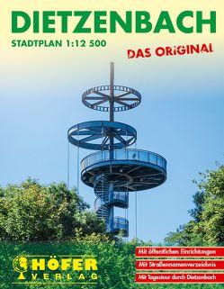 Stadtplan Dietzenbach – SP 001 von Höfer,  Lars