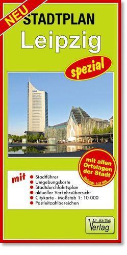 Stadtplan Leipzig – spezial