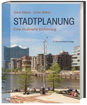 Stadtplanung von Albers,  Gerd, Wékel,  Julian