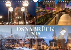 Stadtportrait Osnabrück (Wandkalender 2019 DIN A4 quer) von Krause,  Kurt