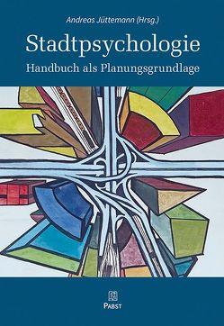 Stadtpsychologie von Jüttemann,  Andreas