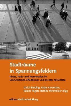Stadträume in Spannungsfeldern von Berding,  Ulrich, Havemann,  Antje, Pegels,  Juliane, Perenthaler,  Bettina