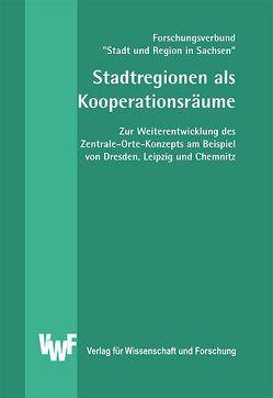 Stadtregionen als Kooperationsräume von Jurczek,  Peter, Mueller,  Bernhard, Schmidt,  Helga, Wiessner,  Reinhard
