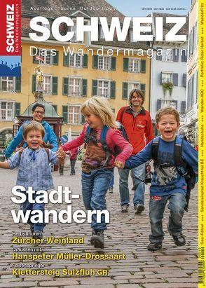 Stadtwandern von Ihle,  Jochen, Kaiser,  Toni, Meier,  Peter-Lukas