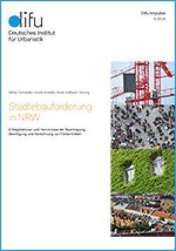 Städtebauförderung in NRW von Hollbach-Grömig,  Beate, Scheller,  Henrik, Schneider,  Stefan