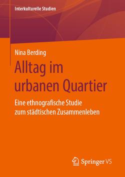 Städtischen Alltag arrangieren von Berding,  Nina