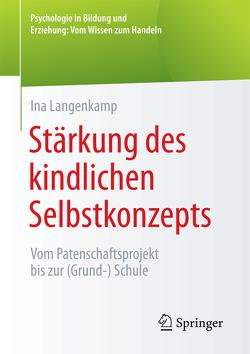 Stärkung des kindlichen Selbstkonzepts von Langenkamp,  Ina