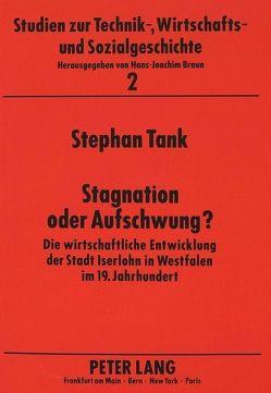 Stagnation oder Aufschwung? von Tank,  Stephan