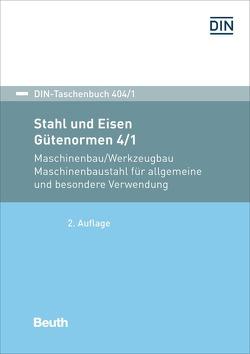 Stahl und Eisen: Gütenormen 4/1