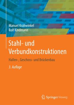 Stahl- und Verbundkonstruktionen von Kindmann,  Rolf, Krahwinkel,  Manuel