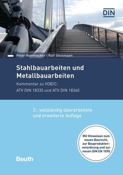Stahlbauarbeiten und Metallbauarbeiten von Hammacher,  Peter, Steinmann,  Ralf