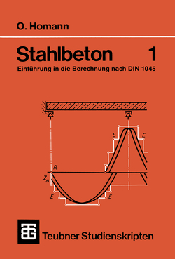 Stahlbeton von Homann,  Otfried