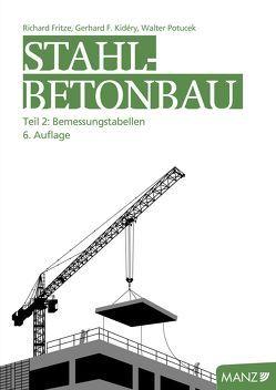 Stahlbetonbau, Teil 2 von Fritze,  Richard, Kidéry,  Gerhard, Potucek,  Walter