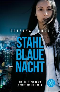 Stahlblaue Nacht von Gabler,  Irmengard, Honda,  Tetsuya