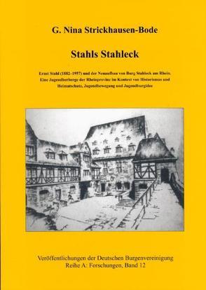Stahls Stahleck von Strickhausen-Bode,  G. Nina