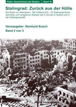 Stalingrad: Zurück aus der Hölle (Band 2 /3) von Busch,  Reinhold