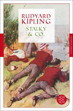 Stalky & Co. von Haefs,  Gisbert, Kipling,  Rudyard, Raven-Hill,  Leonard