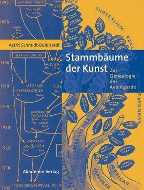 Stammbäume der Kunst von Schmidt-Burkhardt,  Astrit