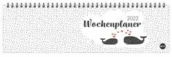 Stamp Art Wochenquerplaner Kalender 2022 von Heye