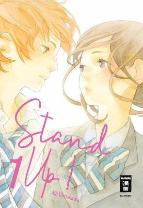 Stand Up! 01 von Bockel,  Antje, Yamakawa,  Aiji