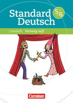 Standard Deutsch – 5./6. Schuljahr von Matthäus,  Sabine
