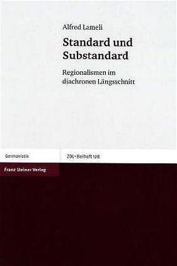 Standard und Substandard von Lameli,  Alfred
