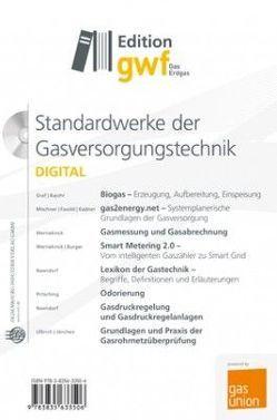 Standardwerke der Gasversorgungstechnik – eBooks aus Schuber