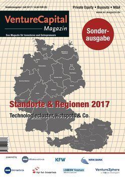 Standorte & Regionen 2017