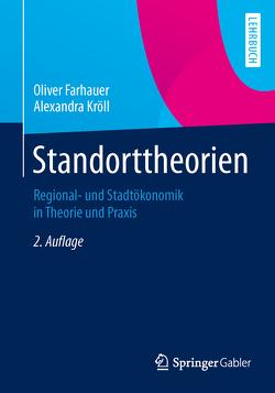 Standorttheorien von Farhauer,  Oliver, Kröll,  Alexandra
