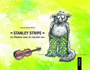 Stanley Stripe von Delleré-Fischer,  Jeannine