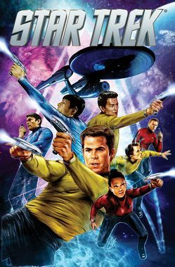 Star Trek Comicband 15: Die Neue Zeit 9 von Johnson,  Mike, Shasteen,  Tony