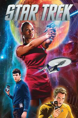 Star Trek Comicband 16: Die neue Zeit 10 von Johnson,  Mike, Shasteen,  Tony