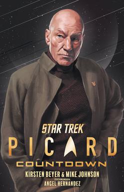 Star Trek Comicband 18: Picard von Beyer,  Kirsten, Johnson,  Mike