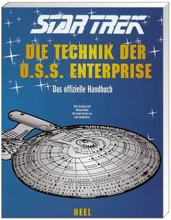 Star Trek – Die Technik der U.S.S. Enterprise von Okuda, Sternbach