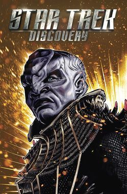 Star Trek – Discovery Comic 1 von Beyer,  Kirsten, Johnson,  Mike, Shasteen,  Tony