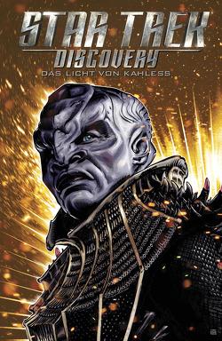 Star Trek – Discovery Comicband 1: Das Licht von Kahless von Beyer,  Kirsten, Johnson,  Mike, Shasteen,  Tony