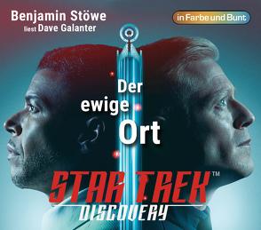 Star Trek: Discovery – Der ewige Ort von Galanter,  Dave, Klüver Anika, Stöwe,  Benjamin
