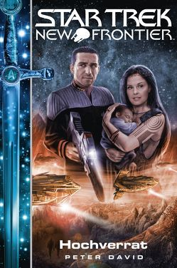 Star Trek – New Frontier 16 von David,  Peter