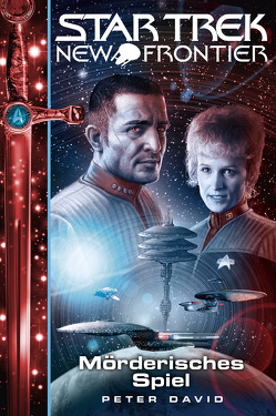 Star Trek – New Frontier 17 von David,  Peter