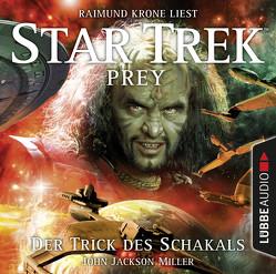 Star Trek Prey – Teil 2 von Krone,  Raimund, Miller,  John Jackson