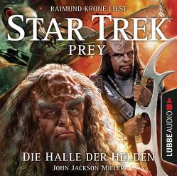 Star Trek Prey – Teil 3 von Krone,  Raimund, Miller,  John Jackson