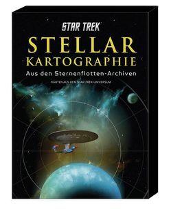 Star Trek – Stellar-Kartographie von Nemecek,  Larry