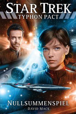 Star Trek – Typhon Pact 1 von Fricke,  Kerstin, Mack,  David