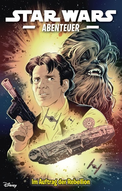 Star Wars Abenteuer von Römling,  Ingo, Worley,  Alec