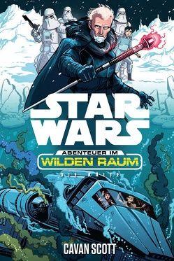 Star Wars Abenteuer im Wilden Raum 5: Die Kälte von Kasprzak,  Andreas, Scott,  Cavan