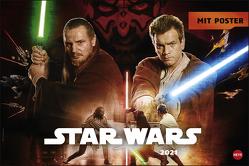 Star Wars Broschur XL Kalender 2021 von Heye