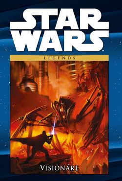 Star Wars Comic-Kollektion von Fu,  Warren, Jaeger,  Alex, Martinire,  Stephen, McBride,  Aaron, Murnane,  Michael, Tiemens,  Erik