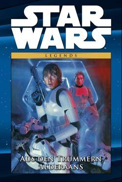 Star Wars Comic-Kollektion von D`Anda,  Carlos, Kelly,  Ryan, Nagula,  Michael, Parsons,  Dan, Wood,  Brian