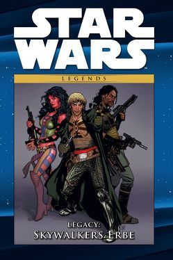 Star Wars Comic-Kollektion von Duursema,  Jan, Foreman,  Travel, Nagula,  Michael, Ostrander,  John