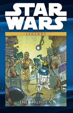 Star Wars Comic-Kollektion von Anton,  Uwe, Gibson,  Ian, Hughes,  Bill, Mushynsky,  Andy, Thorsland,  Dan, Windham,  Ryder